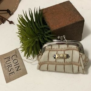 NWT Coin purse